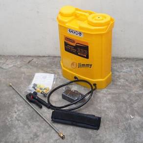 Masato Battery Knapsack Sprayer Pump Racun Garden