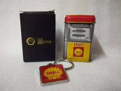 Shell Heritage Mini Canisters