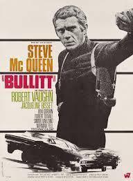 Poster MOVIE BULLIT STEVE MCQUEEN
