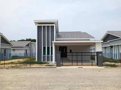 Perumahan Banglo Kesedar Kemunting, Tanah Merah, Kelantan