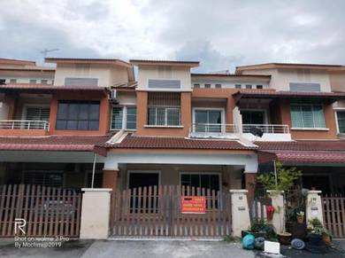 Double Storey house Taman Pengkalan Prima For Sale