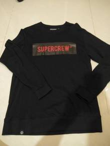 Supercrew long tee