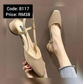 8117 Tiffany Strappy Shoes