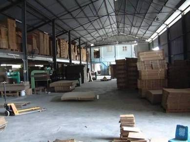 Warehouse Simpang Ampat