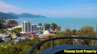 Ferringhi Delima Condo located at Batu Ferringhi for Sale (Sea View)