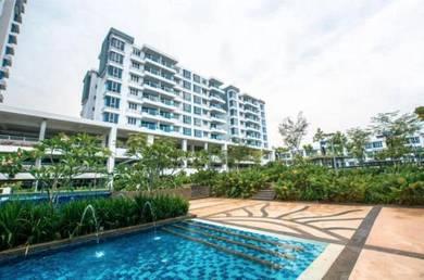 CORNER LOT NEGOTIABLE Putra 1 Apartment Bandar Seri Putra Bangi