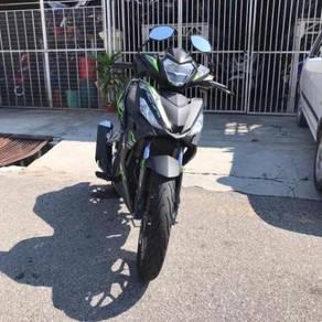 MOTOR  HONDA RS 150 LC ZeroDP! YAMAHA