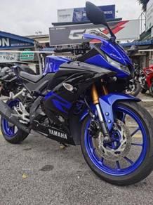 2020 Yamaha YFZ R15