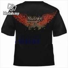 Nutrex t-shirt gym training
