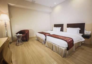 Eco Tree Hotel Malacca