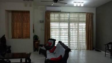 Semabok Perdana Melaka Tengah Double Storey