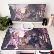 Anime SAO kirito asuna Table Pad