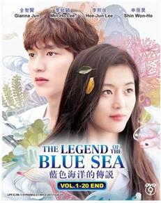 KOREA DRAMA DVD The Legend of The Blue Sea