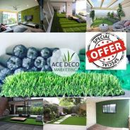 Pemborong Rumput Tiruan Carpet Artificial Grass 06