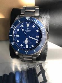 Rolex Tudor Pelagos Titanium watch