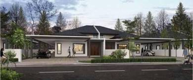 NEW PROJECT ! Single Storey Semi Detached For Sell, Lutong Miri !