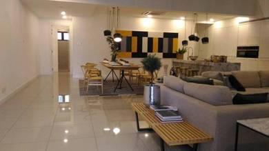 Elmina east clusia and aralia big superlink house
