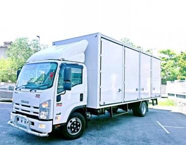 Lori Baru 7500kg Isuzu Mitsubishi fuso Hino
