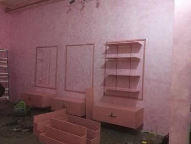Shelves / Frames / Drawer Custom Made
