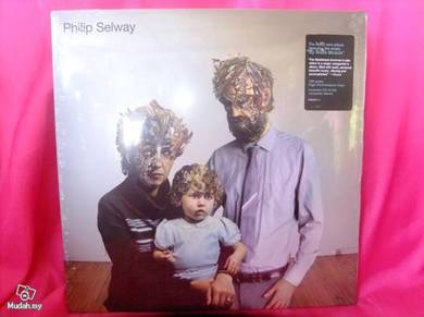 Philip selway familial lp + cd