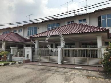 Renovated Double Storey Terrace House Taman Joseph Batu Pahat