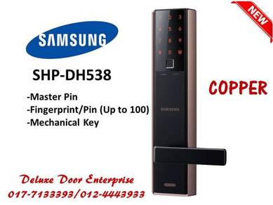 Samsung Smart Digital Door Lock SHP-DH538