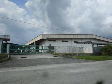 Detached Factory at Batu Gajah Bemban Industrial Estate