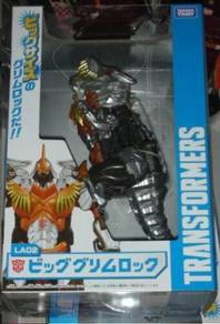 Takara Tomy Transformers Movie 4 MV4 LA02 Grimlock