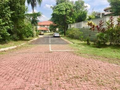 (with golf membership)bungalow land saujana impian golf resort,kajang