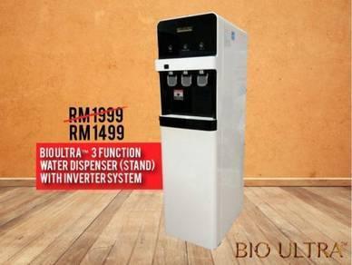 Water Filter Penapis Air Bio ULTRA cooler i+Push