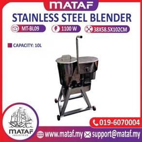 Stainless steel blender 10l