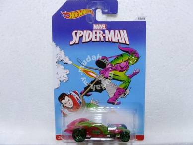 Hotwheels Spiderman ICandy