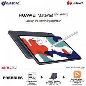 HUAWEI MatePad 10.4 2021 (2K Skrin / 4 Speakers)