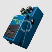 Boss bd2w Blues Driver Guitar Pedal (FREE Cables)