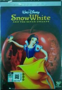 DVD CARTOON DISNEY Snow White