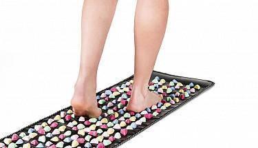 Foot pad carpet