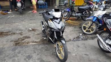 2009 Yamaha 135 LC