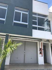 New 2 Storey Shop Lot for rent Malim Jaya