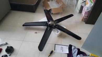 Wiring Electrical Pasang KIPAS LAMPU SOCKET CCTV