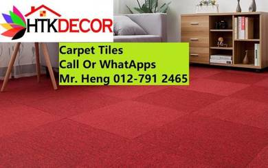 Install By Own Carpet Tiles Plain Color 34gq