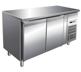 Counter chiller 5 feet stainless steel