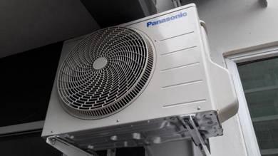 Panasonic 1.5hp Air-Conditioner + Installation
