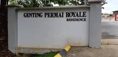 12000sf bungalow land genting permai royale residence, genting bentong