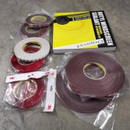 3m double side acrylic foam tape transparent small