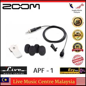 Zoom APF-1 Mic Pack for F1 Field Recorder (APF1)