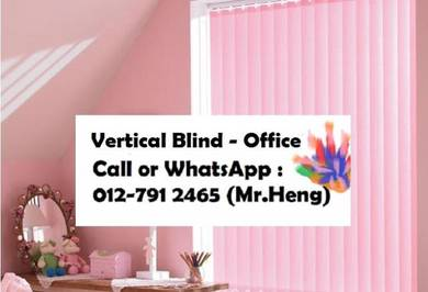 Simple Vertical Blind - New 15YA