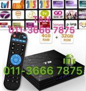 BEST LIVE 4G+64G LIVE android pro tv box