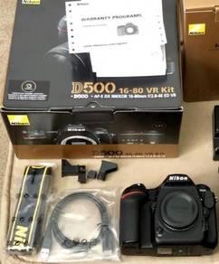 D500 untuk dijual