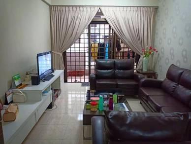 Malim area CHENG HEIGHTS CONDO (3 room 2 bath 1100 sq fts) High Floor