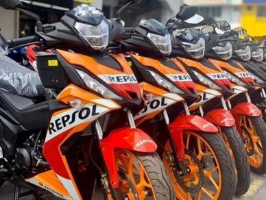 Honda rs150 best price easy loan